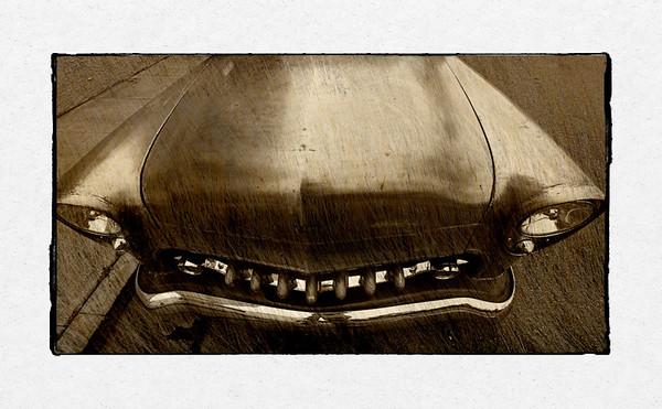 Vintage Cars Blended