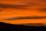 Sunset over Hollister